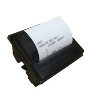 New 2Inch Mini Bill Ticket Embedded 58mm Panel Thermal Printer for Shops TC301A
