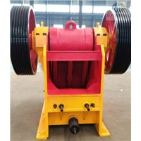PE500x750 Jaw Crusher from SHANMU Machinery