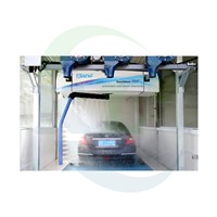 360 Degree Rotation High Pressure Water Jet Automatic Car Wash Machine