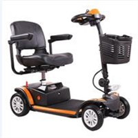 Folding Electric Mobility Scooter for Elderly & Disabled