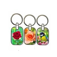 Suovenir Gift Key Chains 3D Lenticular Printing