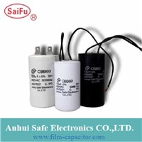 CBB60 8uf 450V AC Motor Start & Run Capacitor