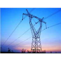 Top Grade Electric Distribution Angle Steel Tower