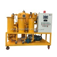 Vacuum Transformer Oil Purifier, Degassing Machine, Insulation Oil Refinery Treatment System, Oil Processor