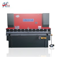 HENGJIAN Hydraulic Plate Bending Machine, Steel Sheet Metal Press Brake