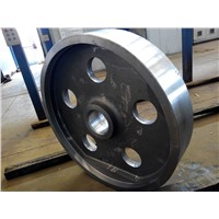 Wheels for Jaw Crusher Spare Parts