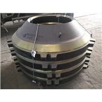 Mantle/ Concave for Cone Crusher Liners Wear Parts