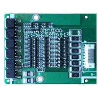 12S 17A Lithium Polymer Battery Pack Protection Circuit Board BMS for Lithium Battery Pack for