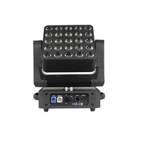 25x10W CREE MAD PANEL MOVING HEAD MADPANEL2510