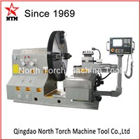 China Excellent CNC Facing Lathe Machine for Turning Flange Threading (CK61160)