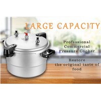 Double Bottom Magnetic Pressure Cooker