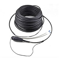FTTA Outdoor Waterproof Cable Assemblies, with CPRI LC, NSN Boot Duplex LC, ODVA, PDLC, Mini IP(LC SC MPO) Connectors