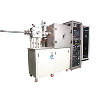 JCPY500 Magnetron Sputtering System Coating Machine PVD Vacuum Coater
