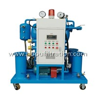 Single-Stage Transformer Oil Purifier Machine, Vacuum Insulation Oil Treatment & Filtration Plant