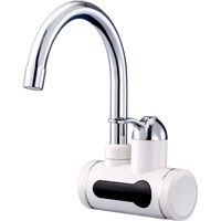 Plastic Housing Material & CE Certification Water Heater Faucet