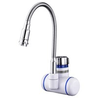 Wall Mounted Instant Heating Tap Electric Hot Water Heater Faucet