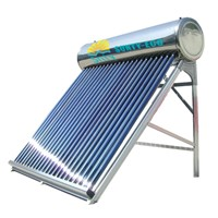 Pressure Solar Water Heater System