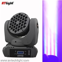 RGBW 36*3 LED Moving Head Wash Light ATM108