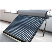 Vacuum Tube Solar Collector, Home Solar System Stainless Steel,