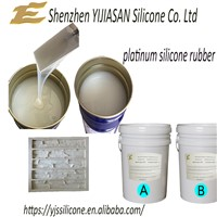 Addition Cure Rtv2 Liquid Silicone for Making Mold