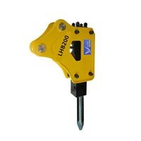 LHB200 Breaker Hydraulic for Small Excavator with Breaker Hammer