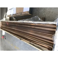 ASME SB466 CuNi UNS C71000 Seamless Copper-Nickel Pipe & Distiller Tubes