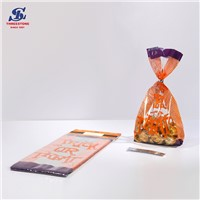 Coloured Halloween Treat Candy Cookie Cellophane Bag