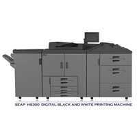 Copier Printer, Black & White Digital Press