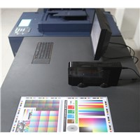 Flatbed Printer, Sticker Printing Machine