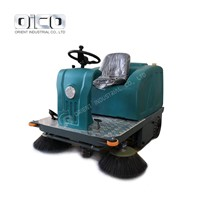 or-C200B Ride on Sweeper /Rechargeable Electric Sweeper