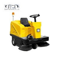 or-C200 Industrial Ride on Road Sweeper