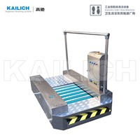 Kailich F900G Sole Cleaning Machine - Dry Cleaning