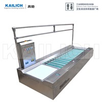Kailich F920 Sole Cleaning Machine with 2000mm Cleaning Channel