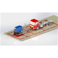 Heavy Duty Floor Straightening Systems for Trucks, Buses, Tractors, Trailers, Heavy Duty Straightening Equipment