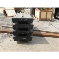 Blow Bar for Impact Crusher Liners Wear Parts