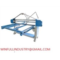 Grinding Machine for Sink's Panel (Abrasive Belt Type)Steel Handmade Kitchen Sink Production Equipment C16