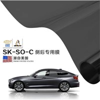 High Quality 2 Ply Pet Self-Adhesive HP-BK05 Vlt5% Solar Control Window Film for Car Window Glass