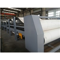 High Speed Corrugator Woven Canvas Belt for Corrugated Cardboard Production Line