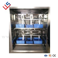 Multiline Pouch Layer / Multilane Sachet Collator/ Multiline Tape Stacker