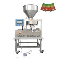 2-200g Automatic Weighing Filling Machine for Granules, Medicinal Herbs, Coffee, Tea, Seeds, Grain