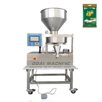 Small Scale Herb Weighing Machine, Grain, Powder Filling Machine, Granule Tablet Packing Machine