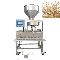 Semi-Automatic Rice/Nuts/Grain/Seed/Granule Weigh Filling Packaging Machine