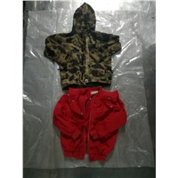 Used Spring Children Jacket for Export Including the Summer Clothing & Winter Clothing