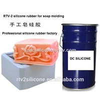 DC-A Series RTV-2 Addition Cure Liquid Platinum Cure Silicone Rubber with High Quality & Good Price