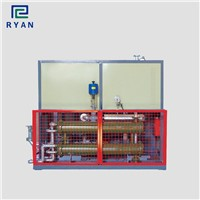 Electric Thermal Oil Heater with Cool Unit for Cool Down The Temperature