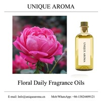 Floral Daily Fragrance Oils with Factory Prices, Rose, Lavender, Jasmine, Mix Floral Fragrance Oils