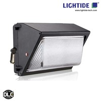 Outdoor LED Dusk to Dawn Wall Pack Light, 90W, 100-277VAC