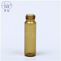 12ml Screw-Thread Vial, Amber 18.4*65mm USP 1