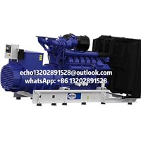 Diesel Generating Set(TP1650)-Perkins Engine
