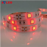 Waterproof Red 5050 7.2w/m Dc12v LED Tape for for Cell Phone Showcase Display